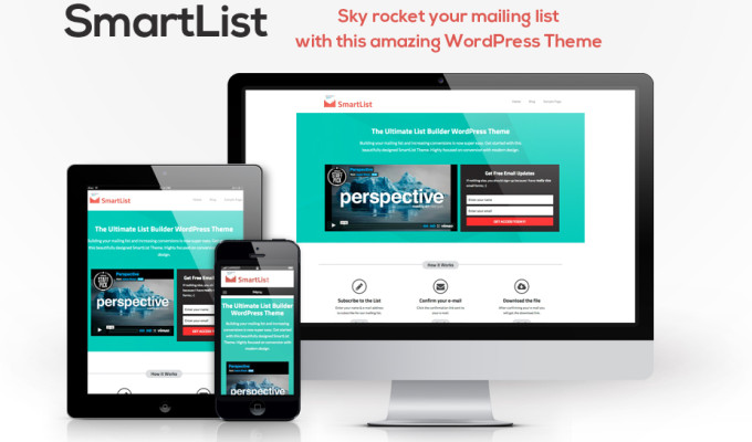 smartlist-wordpress-theme